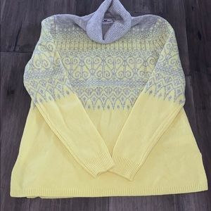 Vineyard Vines Fair isle Cashmere sweater